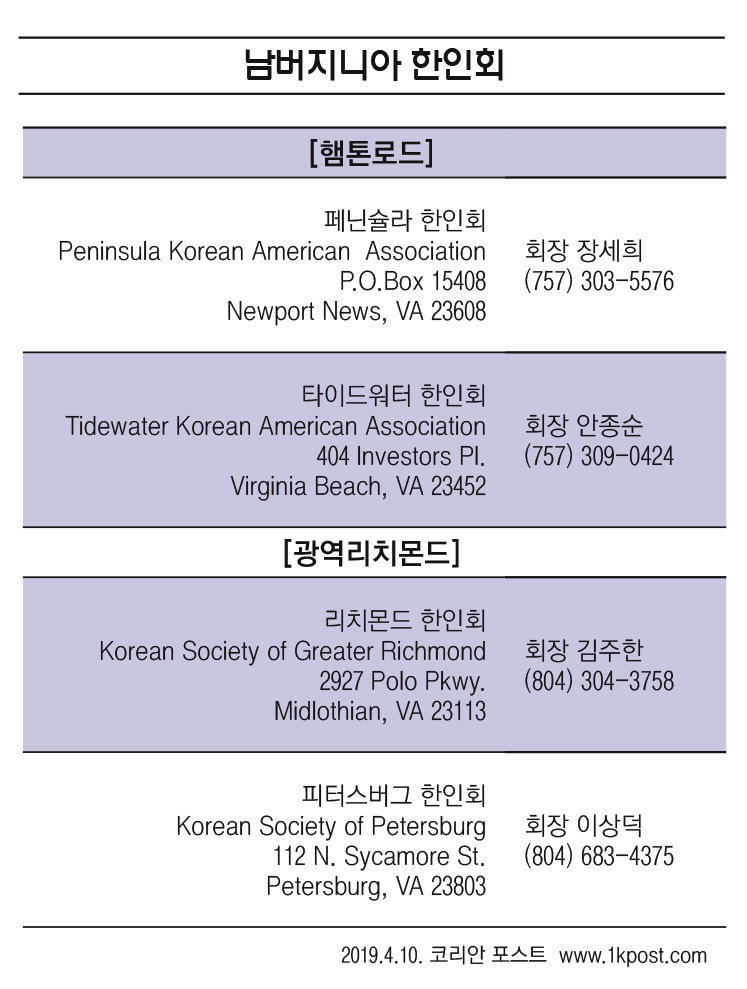 Korean Organizations Directory